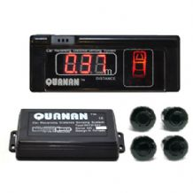 QUANAN Q3040 4 Sensors Audio OEM Sound Speaker LED Display Parking Sensor Kits